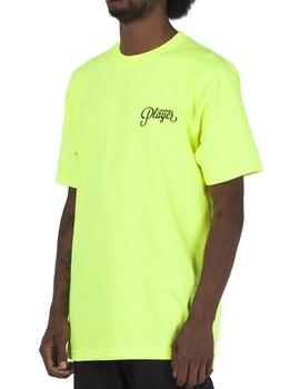 CAMISETA ALLTIMERS SPLITS TEE SAFETY GREEN