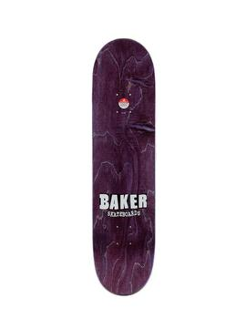 TABLA SKATE BAKER RILEY HAWK 8 Name Logo Deck